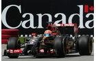Romain Grosjean - GP Kanada 2014