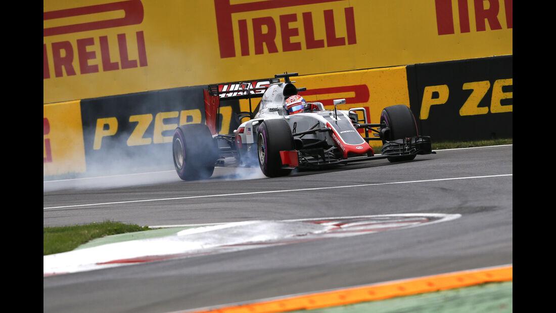 Romain Grosjean - GP Kanada 2016