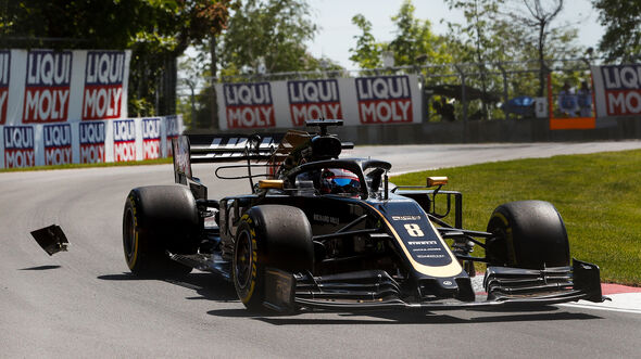 Romain Grosjean - GP Kanada 2019