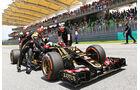 Romain Grosjean - GP Malaysia 2015
