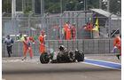 Romain Grosjean - GP Russland 2015