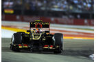 Romain Grosjean - GP Singapur 2013