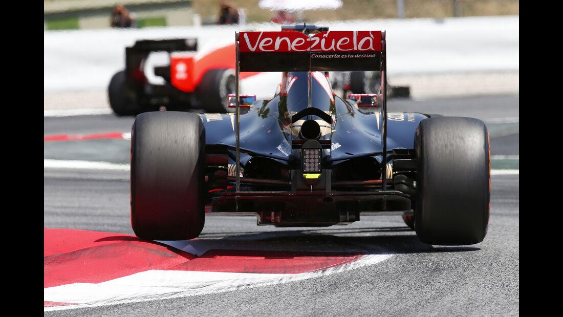 Romain Grosjean - GP Spanien 2015