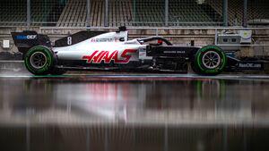 Romain Grosjean - GP Ungarn 2020