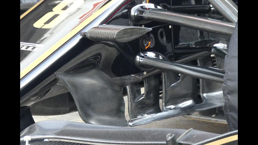 Romain Grosjean - Haas - Barcelona - F1-Test - 01. März 2019