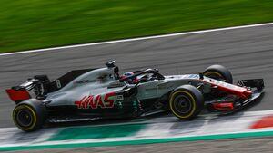 Romain Grosjean - Haas F1 - Formel 1 - GP Italien 2018