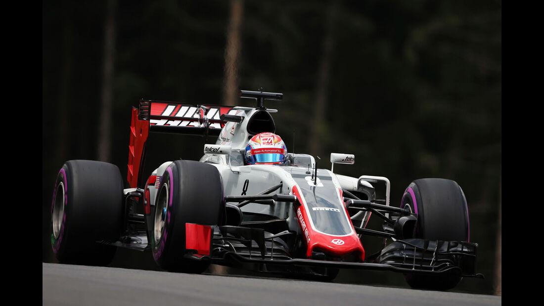 Romain Grosjean - Haas F1 - Formel 1 - GP Österreich - 2. Juli 2016