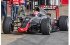 Romain Grosjean - Haas F1 - Formel 1-Test - Barcelona - 22. Februar 2016