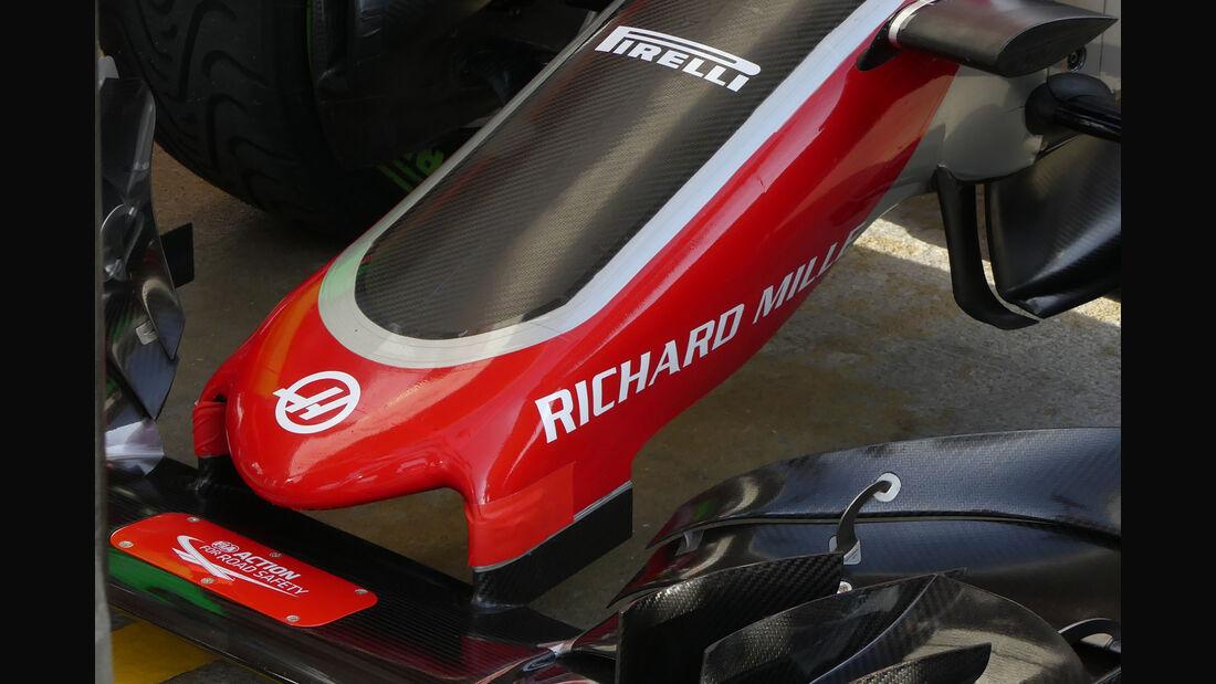 Romain Grosjean - Haas F1 - Formel 1-Test - Barcelona - 24. Februar 2016