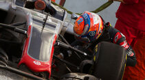 Romain Grosjean - Haas F1 - Highlights - Barcelona Test 2 - 2016
