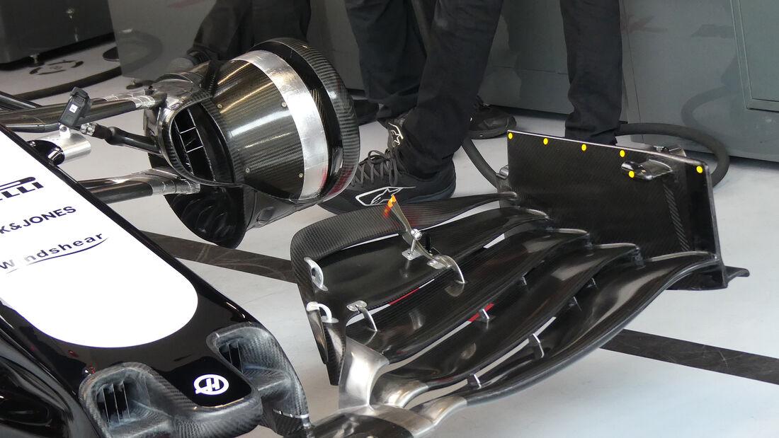 Romain Grosjean - Haas - F1-Test - Barcelona - 21. Februar 2020
