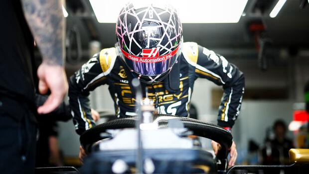 Romain Grosjean - Haas - Formel 1 - GP Frankreich - 21. Juni 2019