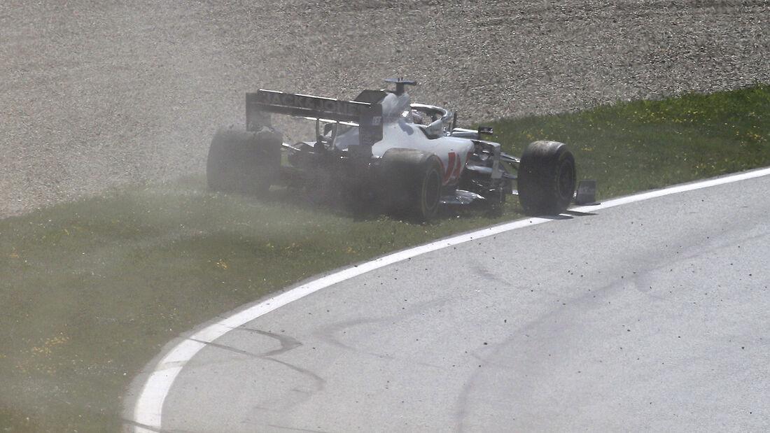 Romain Grosjean - Haas - Formel 1 - GP Österreich - Spielberg - 5. Juli 2020