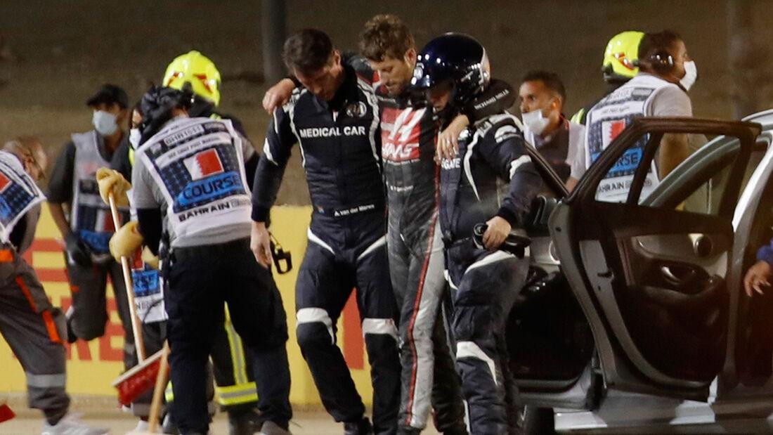 Romain Grosjean - Haas - GP Bahrain 2020 - Sakhir