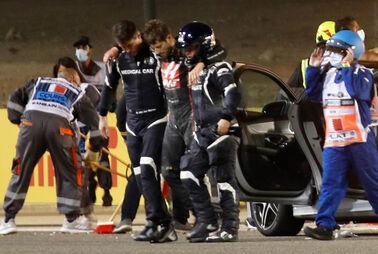 Fittipaldi statt Grosjean