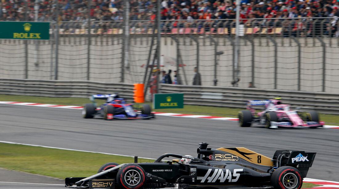 Romain Grosjean - Haas - GP China 2019 - Shanghai
