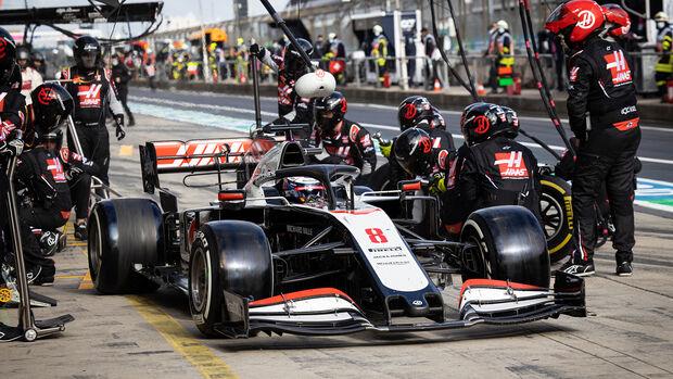 Romain Grosjean - Haas - GP Eifel 2020 - Nürburgring