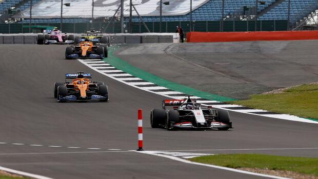 Romain Grosjean - Haas - GP England 2020