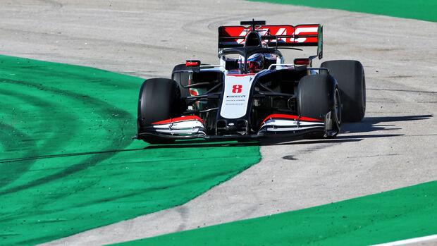 Romain Grosjean - Haas - GP Portugal - Portimao