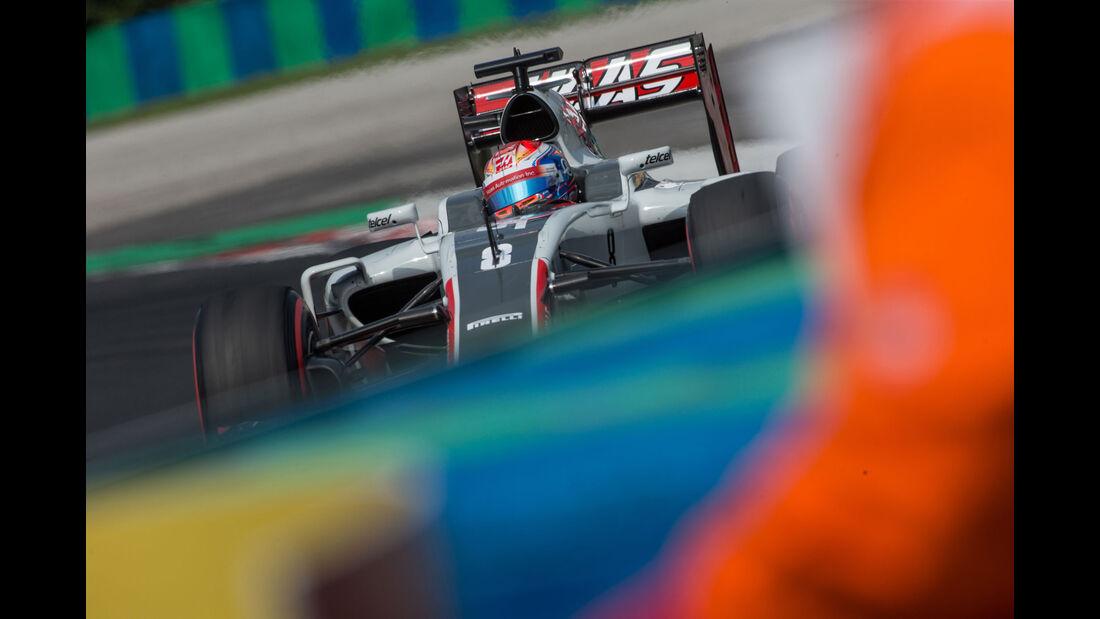 Romain Grosjean - HaasF1