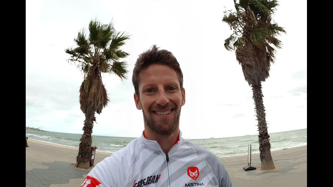Romain Grosjean - HaasF1 - Formel 1 - GP Australien 2018 - Melbourne