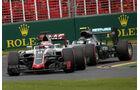 Romain Grosjean - HaasF1 - Formel 1 - GP Australien - Melbourne - 19. März 2016