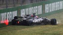 Romain Grosjean - HaasF1 - Formel 1 - GP Italien - Monza - 2. September 2017