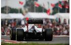 Romain Grosjean - HaasF1 - Formel 1 - GP Japan - Suzuka - Qualifying - Samstag - 8.10.2016