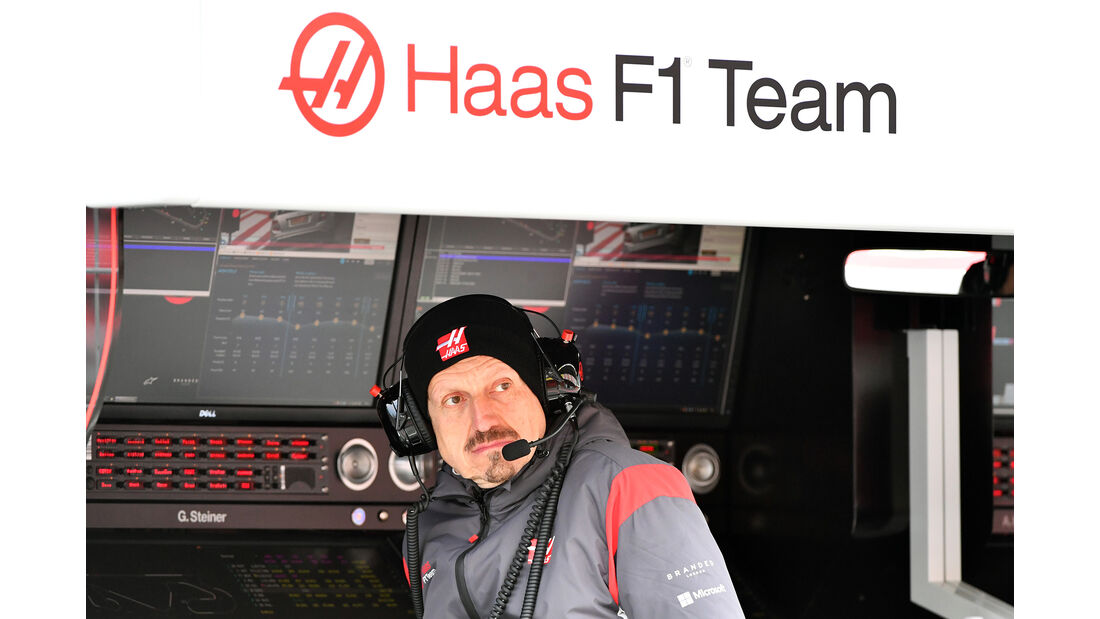 Romain Grosjean - HaasF1 - Formel 1 - Test - Barcelona - 1. März 2017