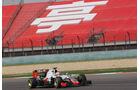 Romain Grosjean - HaasF1 - GP China - Shanghai - Freitag - 15.04.2016