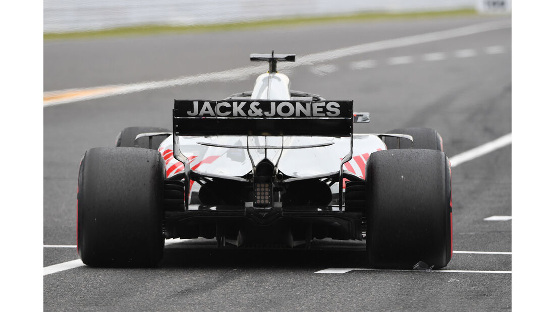 Romain Grosjean - HaasF1 - GP Japan - Suzuka - Formel 1 - Freitag - 5.10.2018