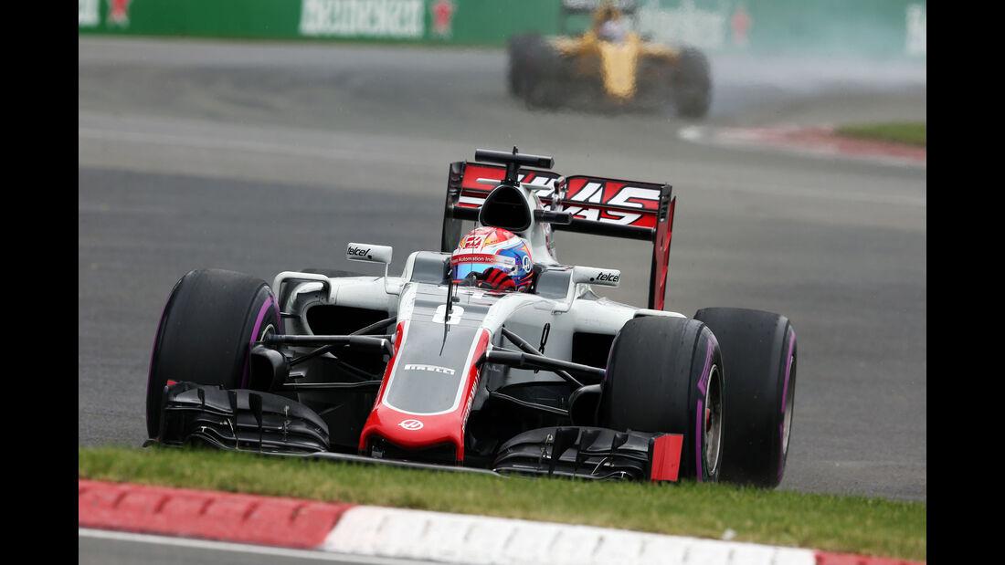 Romain Grosjean - HaasF1 - GP Kanada 2016 - Montreal - Qualifying