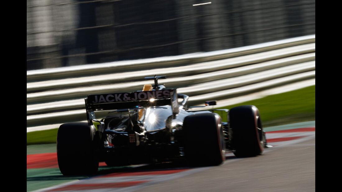 Romain Grosjean - HaasF1 - GP Russland 2019 - Sotschi - Qualifying