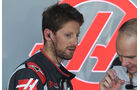Romain Grosjean - HaasF1 - GP Spanien 2016 - Barcelona - F1 - Freitag - 13.5.2016