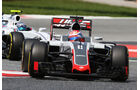 Romain Grosjean - HaasF1 - GP Spanien 2016 - Qualifying - Samstag - 14.5.2016