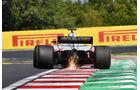 Romain Grosjean - HaasF1 - GP Ungarn - Budapest - Formel 1 - 27.7.2018