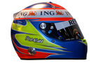 Romain Grosjean - Helm - 2008