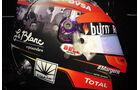 Romain Grosjean - Helm - Formel 1 - GP USA - 01. November 2014
