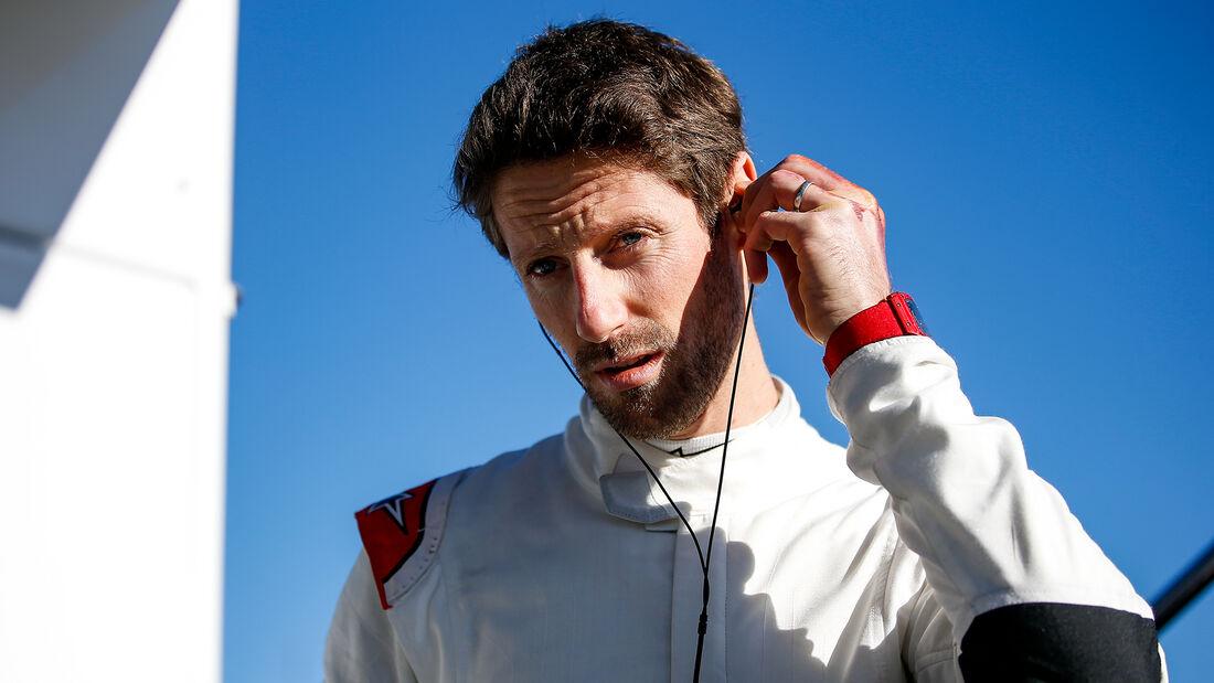 Romain Grosjean - IndyCar-Test - Barber - 2021