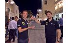 Romain Grosjean & Jolyon Palmer - Lotus - GP Abu Dhabi 2015