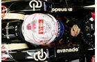 Romain Grosjean - Jules Bianchi-Tribute - GP Russland 2014