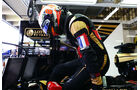 Romain Grosjean - Lotus - Formel 1 - GP Brasilien- 14. November 2015