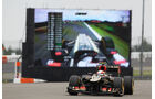 Romain Grosjean - Lotus - Formel 1 - GP Deutschland - 5. Juli 2013