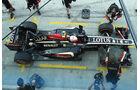 Romain Grosjean - Lotus - Formel 1 - GP Italien - Monza - 6. September 2013