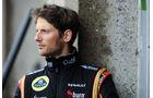 Romain Grosjean - Lotus - Formel 1 - GP Kanada - 7. Juni 2013