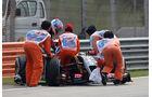 Romain Grosjean - Lotus - Formel 1 - GP Malaysia - 28. März 2014