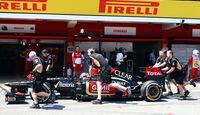 Romain Grosjean - Lotus - Formel 1 - GP Spanien - 11. Mai 2013