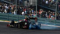 Romain Grosjean - Lotus - Formel 1 - GP USA - Austin - 17. November 2012