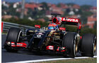 Romain Grosjean - Lotus - Formel 1 - GP Ungarn - 25. Juli 2014