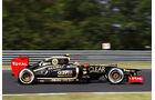 Romain Grosjean - Lotus - Formel 1 - GP Ungarn - Budapest - 28. Juli 2012